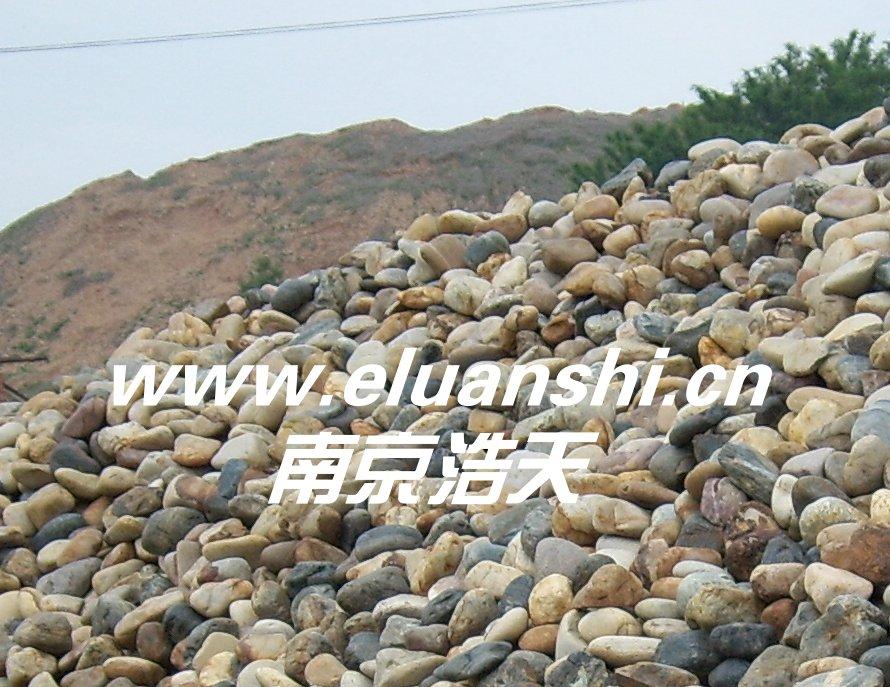 变压器鹅卵石-垫层-基础层