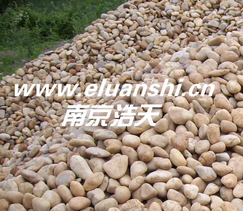 南京浩天鹅卵石厂变压器鹅卵石销售部供应天然本色白鹅卵石变压器鹅卵石。